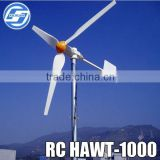 1000W wind power alternative generators , PMG, green energy withou fuel for ever