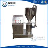 cream lotion mayonnaise jam Sesame paste colloid mill match with vacuum emulsifying mixing kettle mixer