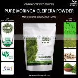 Natural & Pure Moringa Leaf Powder Hot Sale From India
