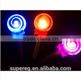LED Lollipop Glowing Light Sticks,Party Wedding Birthday Christmas Kids Toys Flash Light Party Favors                                                                         Quality Choice