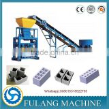 China Products block making machine germany,brick cutting machine,block moulding machine small factory plant africa