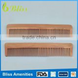 N244 High quality new style hair styling combs/wooden hotel combs products for cheap price