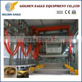 Golden Eagle barrel plating machine china supplier good quality
