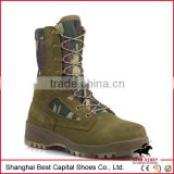 2015 fashion style Water Insulation Camouflage Green Army Jungle Boots