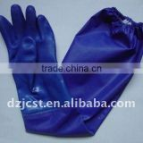 Warter Proof PVC Safety Gloves with Long Sleeve                                                                         Quality Choice