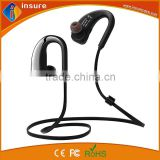 Wear comfortable and perfect design Double track stereo bluetooth Headset B1