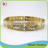 Copper/brass Fashion new cheap wholesale colorful aaa cz stone 18k gold plated big zircon around bracelet bangles designs jewel                                                                         Quality Choice