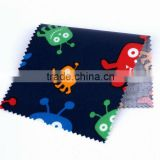cotton printed twill pvc coated cotton pvc coated fabric for bags
