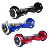 Smart Balancing Electric Scooter 10 Inches Two Wheel Scooter with Bluetooth Led light and Carry bag