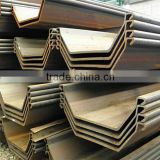 Tangshan Yunfeng construction steel platform for steel sheet pile saling for with good quality