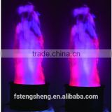 Artificial huge LED fire flame light decoration for party/Hallowean/Christmas