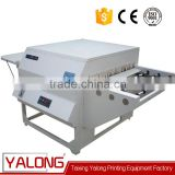 Positive thermal ctp plate used screen ctp baking machine
