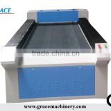 80w reci fabric cutting laser machine with auto focus G1325
