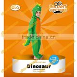 Party kids Dinosaur Costume Child Carnival Costume for Halloween high quality kids dinosaur costume