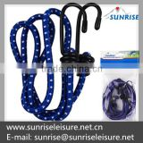 56748# 100cm heavy duty bungee cord with PVC coated steel hooks