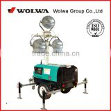 customer highly praised factory GNZM41C Manual lifting trailer lighting vehicle for sale