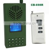 decoy birds hunting caller,Built in 1800mah Battery,CB-698R