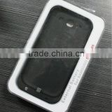 NEW black 2200 mAh external backup battery with protective cases for Samsung Galaxy SIII S3 i9300