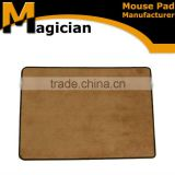 mouse pad top grade memory foam mouse pad