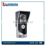 Full Duplex Audio Video Door Phone Door Bell Monitoring Outdoor Bell Wireless Smart IP doorbell