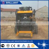 Suitable Rock Saw Attachment for Skid Steer Loader