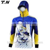 Fishing shirts custom wholesale , UV fishing shirts, fishing clothing                                                                         Quality Choice