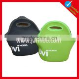 Decoretive thermal type custom printed reusable insulated lunch bags