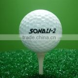 Wholesale 2-piece tournament golf balls manufacturer