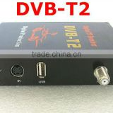 car dvb t2 digital tv receiver with CE certificate