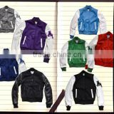 2015 New Style Varsity Jackets Design Your Varsity Jackets With Different Embroidery Styles On Back & Front & Sleeves At BERG