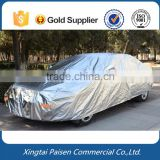 aluminum film car shelter for sun/water proof rainproof car shelter/uv proof auto cover cloth