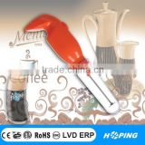 Multi-Colour Mini electric hand stirrer & Coffee Mixer with CE & RoHS (HB-202B)