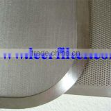 Sintered Metal Wire Mesh Plate
