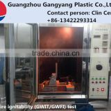750 glow wire test polycarbonate granules prices, GWIT/GWFI plastic raw material pc flake