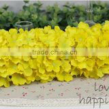 Factory sale plastic flower mats wedding backdrop decoration                                                                         Quality Choice
