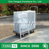 Commercial seating white plastic stacking chairs                                                                         Quality Choice
