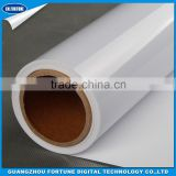 High Quality Large format Printing Eco-solvent Glossy Photo Paper Roll                                                                         Quality Choice
