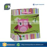 China Supplier Design Paper Bag with Cotton Rope