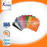 variety of color flat mat,white logo printing mouse pad,blank mouse pad