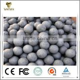 Low chrome 6 inch forged steel balls for ball mill