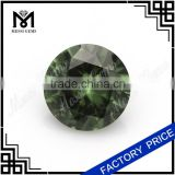 10mm round 149# spinel wholesale green spinel gems for jewelry