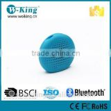 weiking new for 2016 mini outdoor christmas gift bluetooth wireless speaker for kids and girls