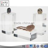 Clear Acrylic Hand-Shaped Ring Display, Ring Display Stands