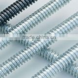 zinc plated carbon steel 8.8gr threaded round bar