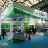 China Exhibition Booth Construction Services for Shanghai Trade Show Expo