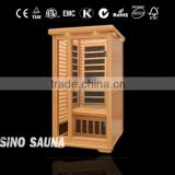 1 Person use sauna room on sale portable infrared sauna for Beauty Salon (RoHS/CE/ISO/TUV)
