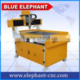 ELE 6090 Portable desktop mini cnc 3 axis wood router 6090 with 2.2kw water cooling spindle and water tank
