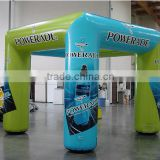 3mWx3mLx3mH small Inflatable advertising booth Inflatable promotional tent Inflatable outdoor event tent for trade show