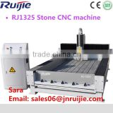 Carving 3d monuments granite marble stone machine price RJ-1325 cnc stone engraving machine