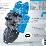 Korean high quality powerful Hydraulic tools as Vibro Hammer for excavator (pile driver-DW)